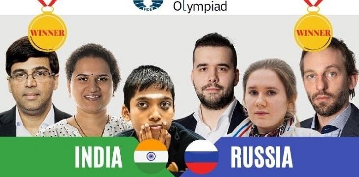 Владимир Путин поздравил сборную России с «яркой победой» на Всемирной шахматной Онлайн-Олимпиаде - фото