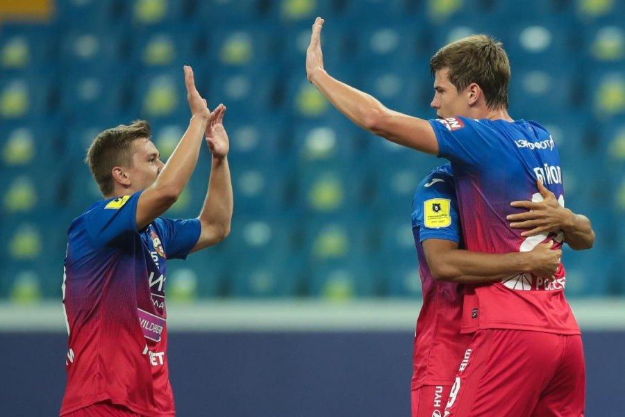 ЦСКА выиграл в Ростове ценой травм Фернандеса и Влашича. Решения Семина едва не спасли игру - фото