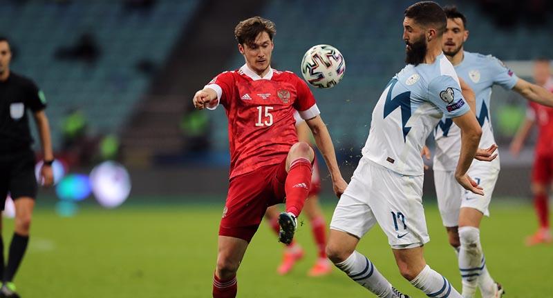 Игонин оценил шансы сборной России на победу в матче со Словенией - фото