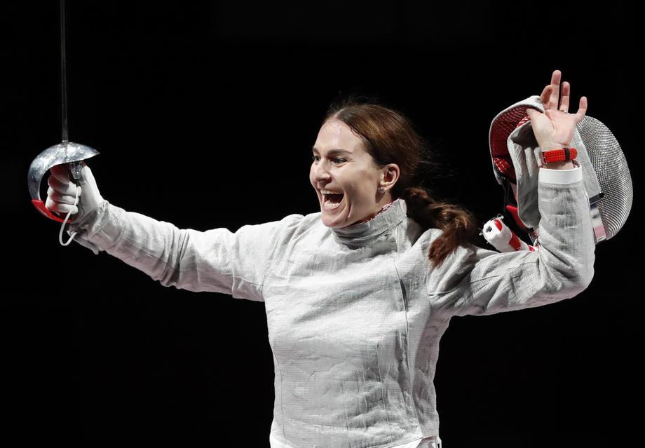 Великая – о серебре на Олимпиаде-2020: Придется ехать на пятую Олимпиаду - фото