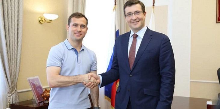 Кержаков прокомментировал назначение в «Нижний Новгород» - фото