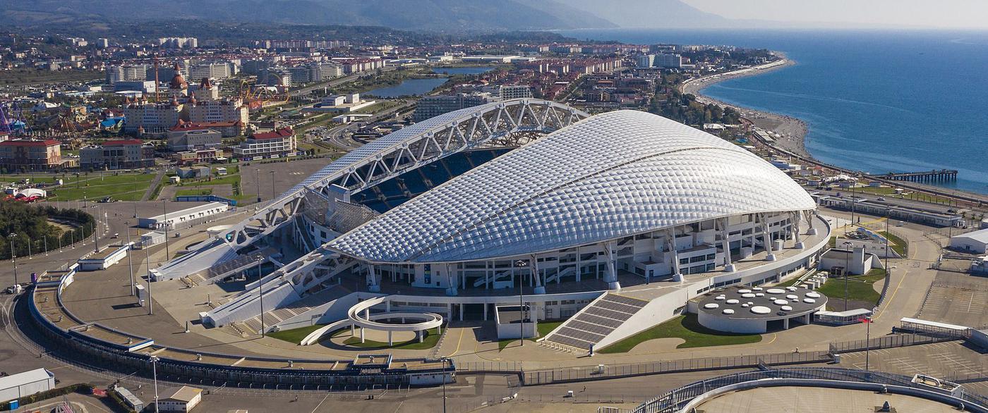 Руководитель стадиона «Фишт»: Мы полностью готовы к принятию сборной России - фото