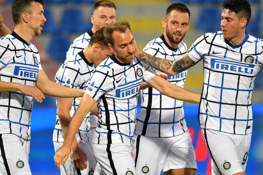 «Интер» стал чемпионом Италии до конца сезона-2020/2021 - фото