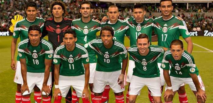 Мексика стала пятым участником чемпионата мира-2018 - фото