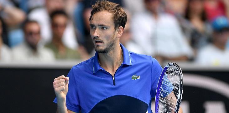 Медведев вошел в список самых высокооплачиваемых теннисистов планеты - фото