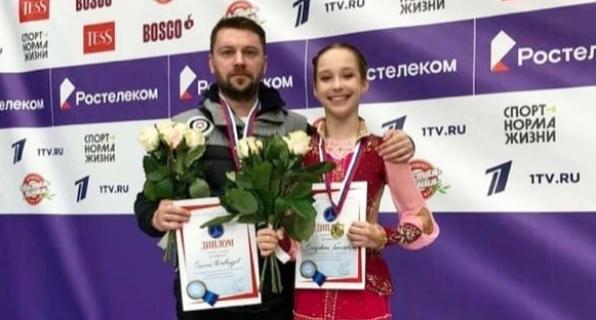 Лиза Берестовская перешла к Этери Тутберидзе от тренера-конкурента - фото
