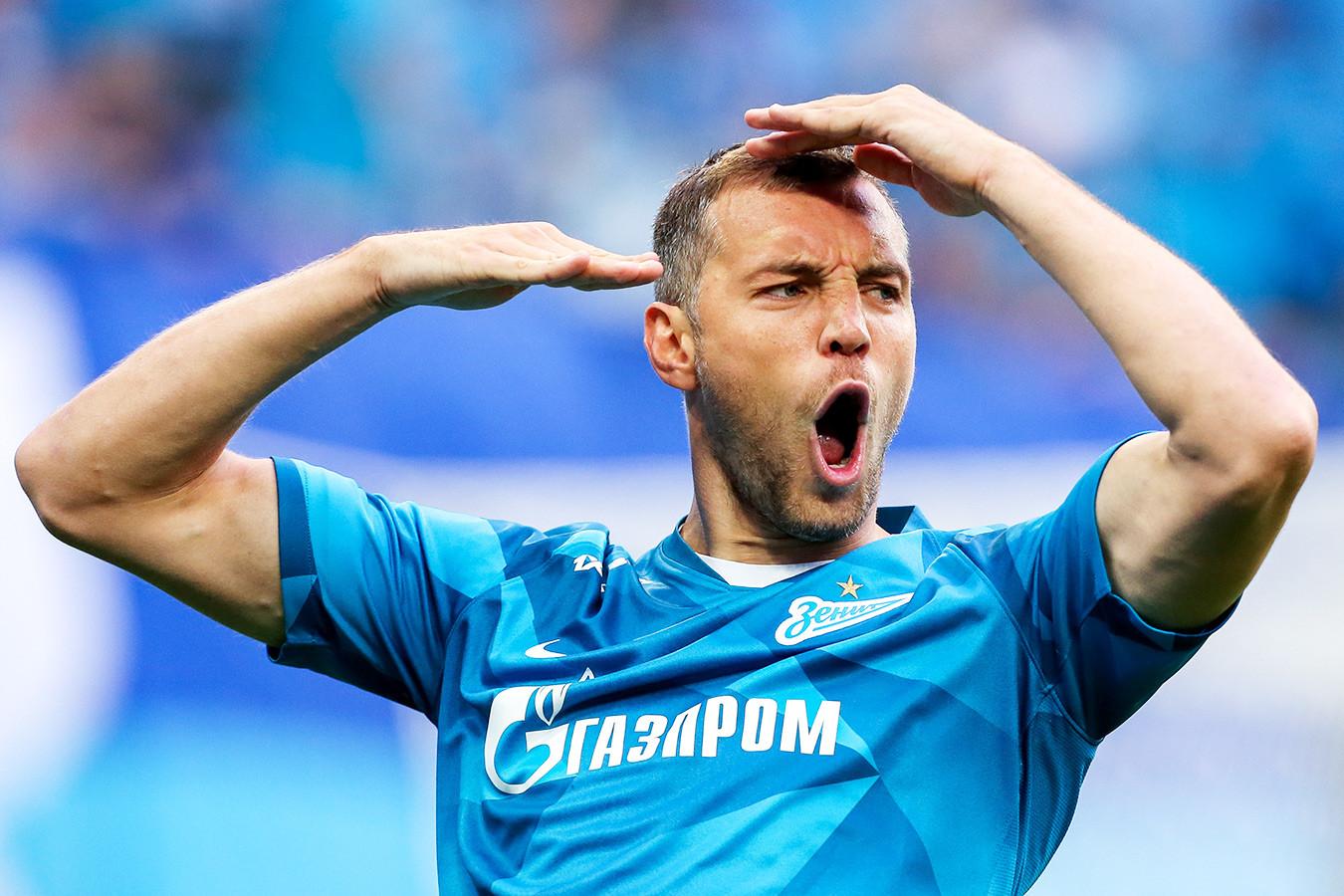 Бывший арбитр Федотов считает, что Дзюба забил не по правилам - фото