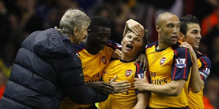 Аршавин: Казалось, что «Арсенал» слабее «Зенита» - фото