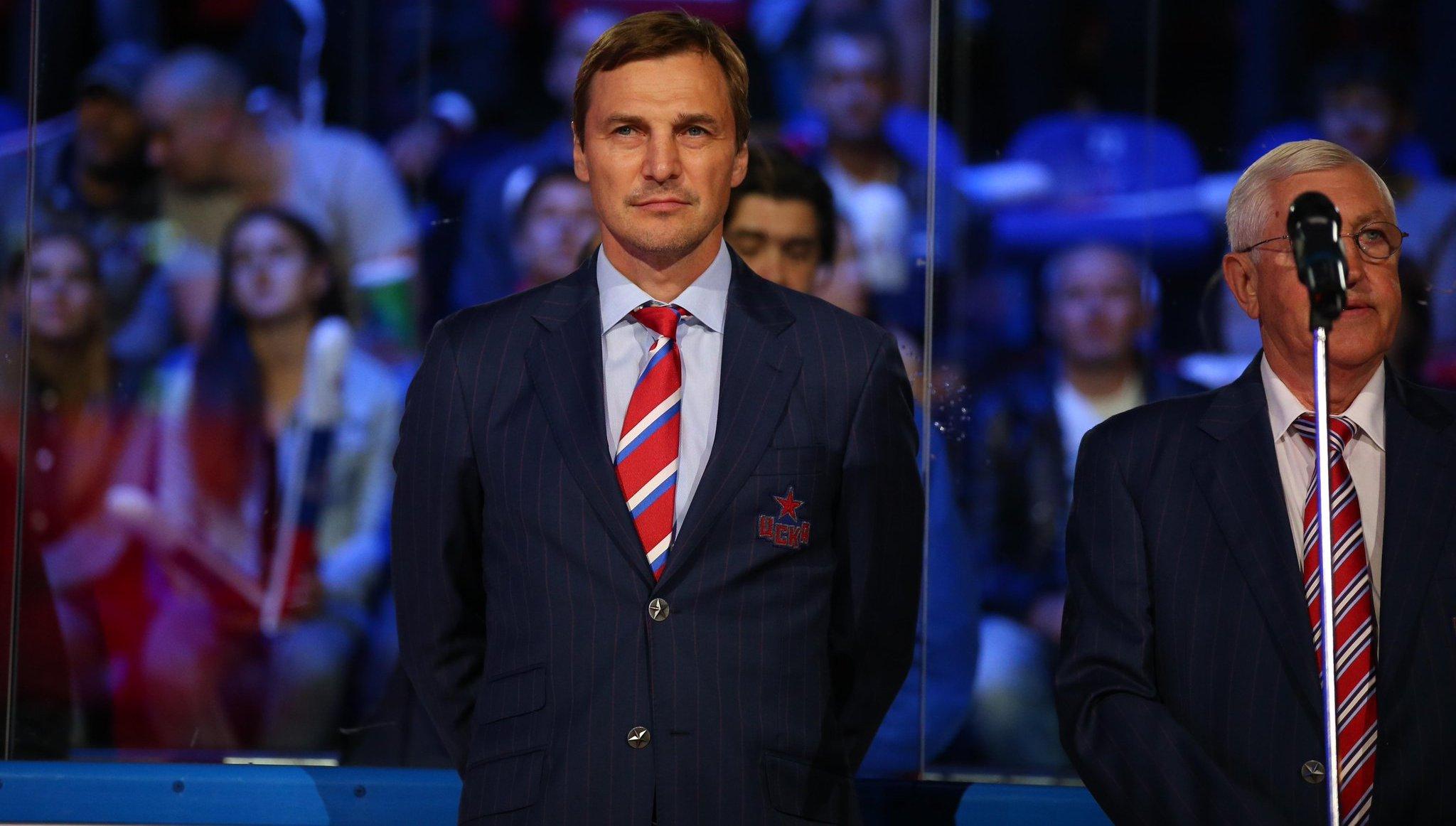 Федоров сменил Никитина в ЦСКА - фото