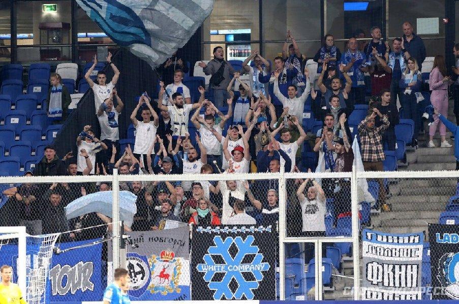 Матч «Нижнего Новгорода» против ЦСКА смогут посетить до 3 тысяч болельщиков - фото