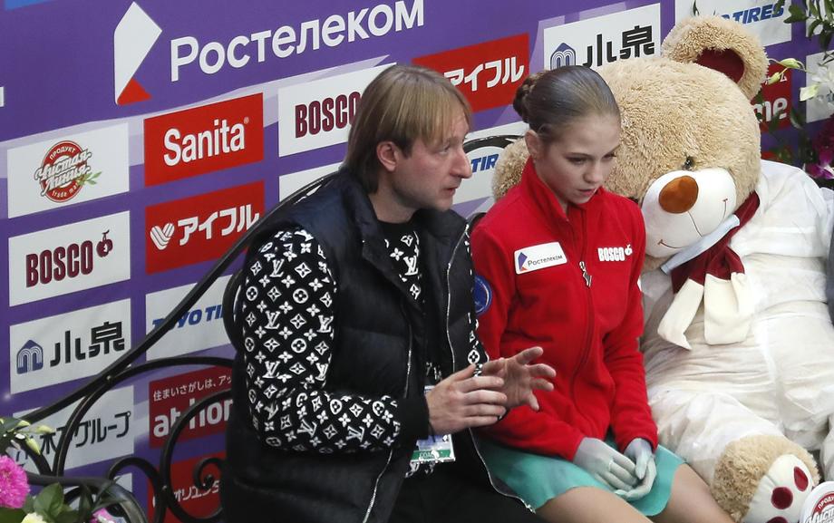 Рудковская призналась, что не смотрела прокат Трусовой на чемпионате мира в Швеции - фото