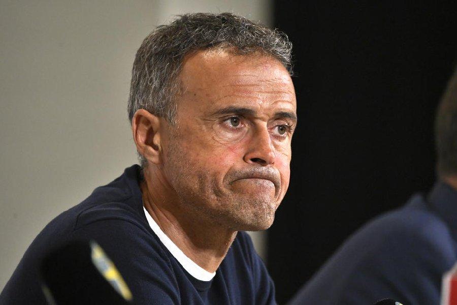 Энрике прокомментировал поражение сборной Испании - фото