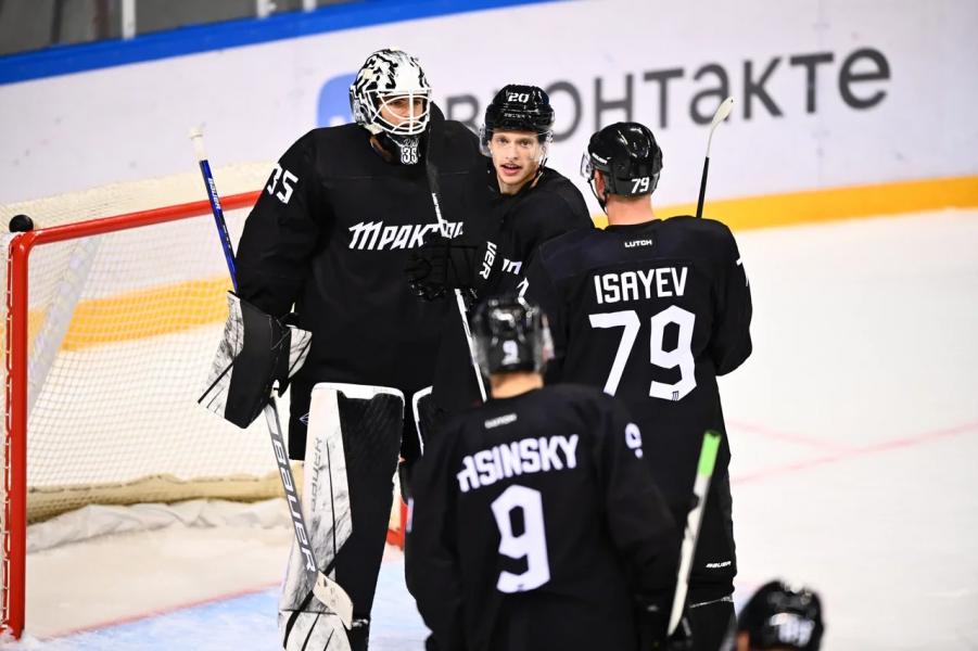 «Трактор» выиграл Parimatch Sochi Hockey Open - фото