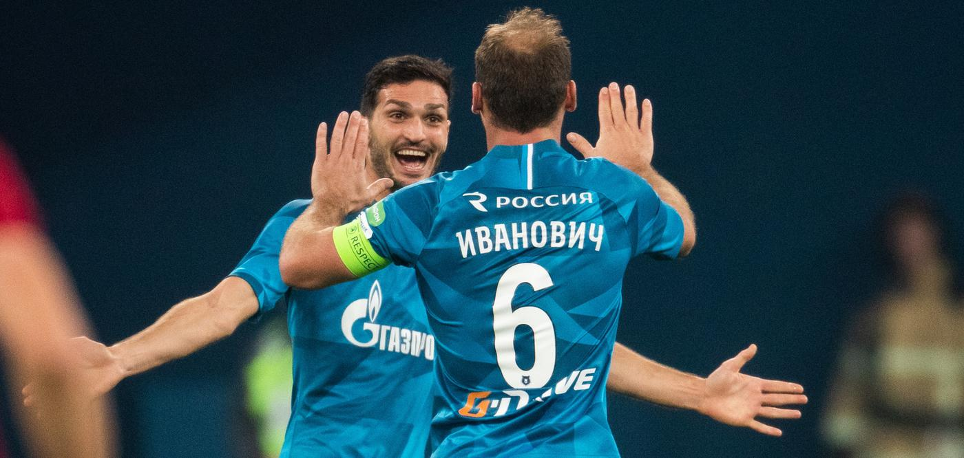 Оздоев – наиболее ценный игрок «Зенита» в первой трети чемпионата. Матч с «Рубином» показал, что он важнее Азмуна - фото
