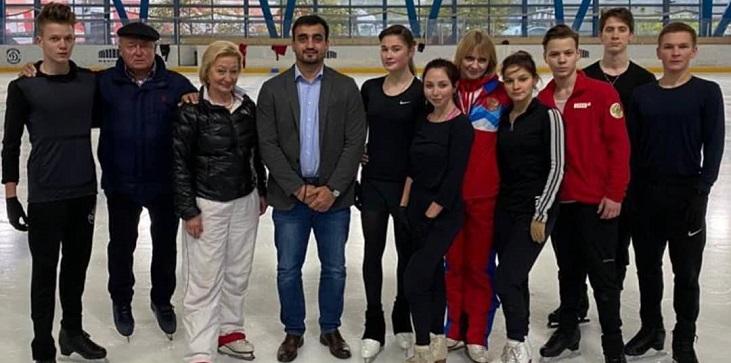 Сергей Чопозов: Меня никто не вынуждал уйти с поста президента Федерации фигурного катания Петербурга. Это бред - фото