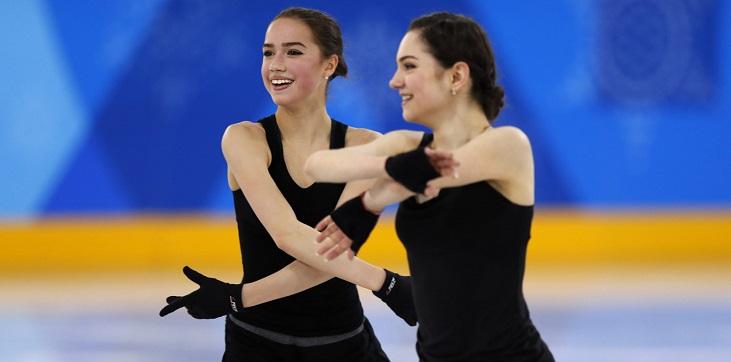 Екатерина Боброва рассказала, как на самом деле относятся друг к другу Загитова и Медведева - фото