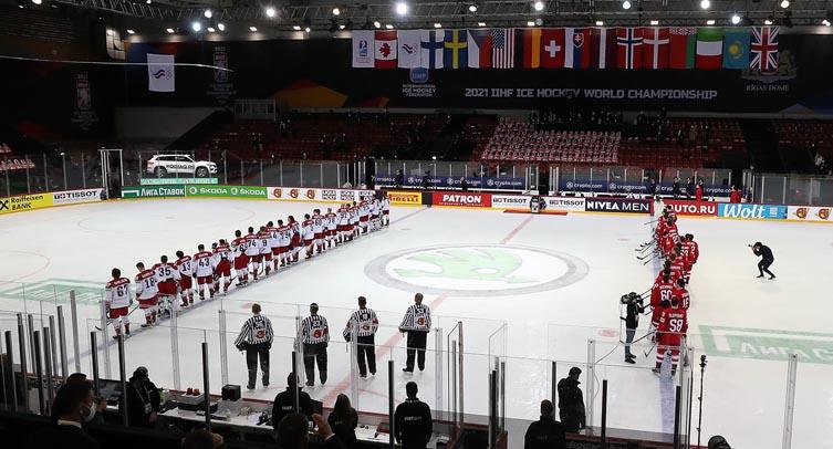 Тарасенко и Орлов включены в планируемый состав сборной России на матч с Швецией - фото