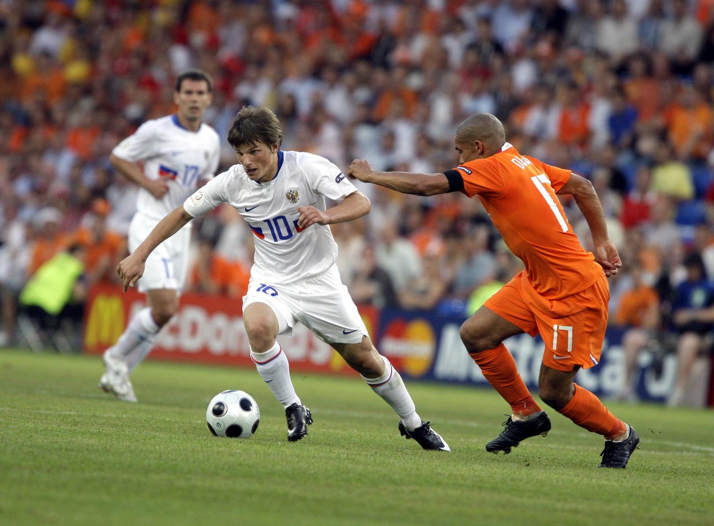 «Спорт День за Днем»-2007/08. Бронза сборной — успех «Зенита» - фото