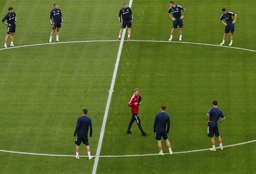 «Отсутствие Дзюбы - ещё одно преимущество для Словении». Халилович – о предстоящем матче Словения – Россия - фото