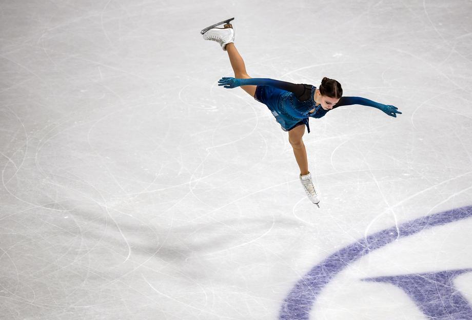 Петербург – предолимпийская столица российского фигурного катания - фото