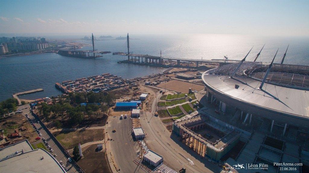10 августа комитет по строительству Санкт-Петербурга выберет компанию, которая завершит строительство стадиона на Крестовском - фото