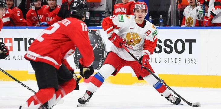 Молодежный чемпионат мира-2023 пройдет в России - фото