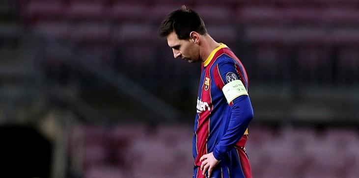 Лионель Месси  собирается покинуть «Барселону» - фото