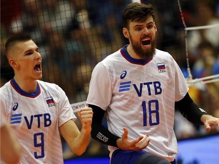 Лидер сборной России Егор Клюка рассказал, как удалось победить США - фото