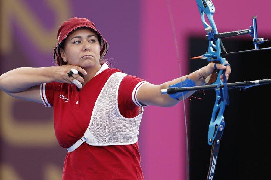 Осипова и Базаржапов стали серебряными призерами ЧМ по стрельбе из лука - фото