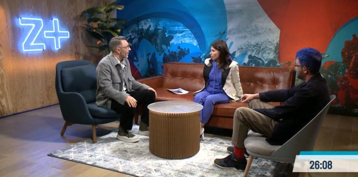 «Первый выпуск канала «Z+» – это позор». Новый гендиректор «Локомотива» жестко прокомментировал стартовый опыт питерского клубного телевидения - фото