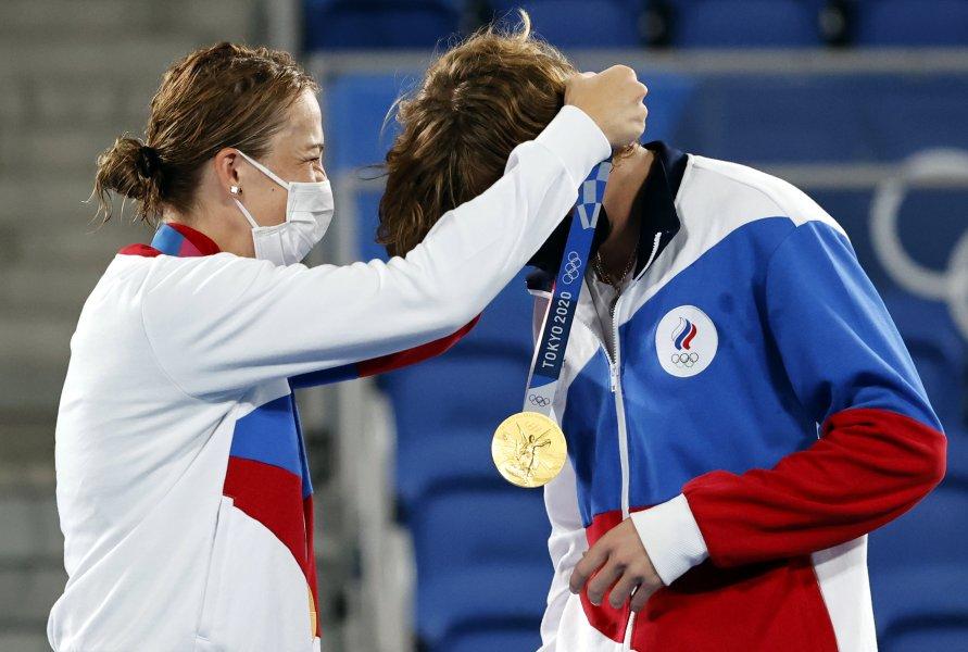 Россия опустилась на пятое место в медальном зачете - фото