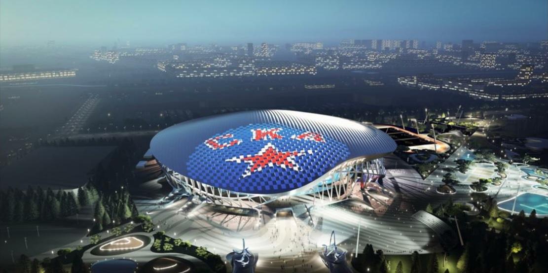 Светлана Журова: «СКА Арена» – это торжество справедливости и огромные перспективы для ряда видов спорта - фото