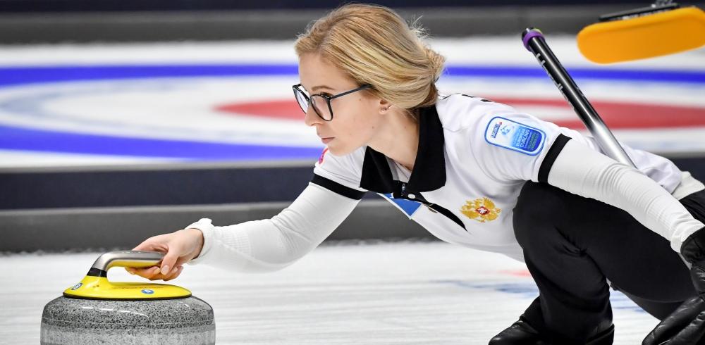 Женская сборная России выиграла шестой матч подряд на чемпионате мира в Калгари - фото