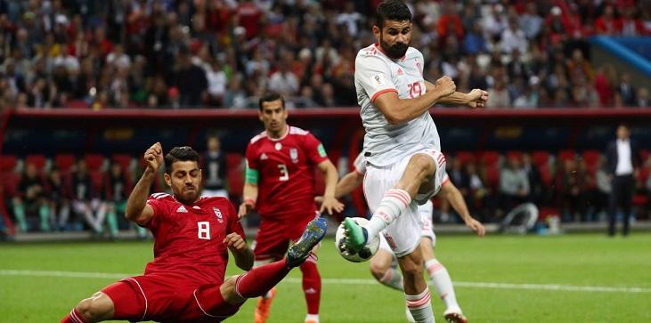 Иран — Испания: Кейрушу подали месть из «Реала» - фото