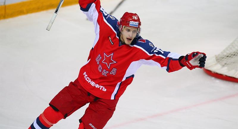 Агент заявил, что Мамин, Шалунов и Жафяров уедут в НХЛ - фото