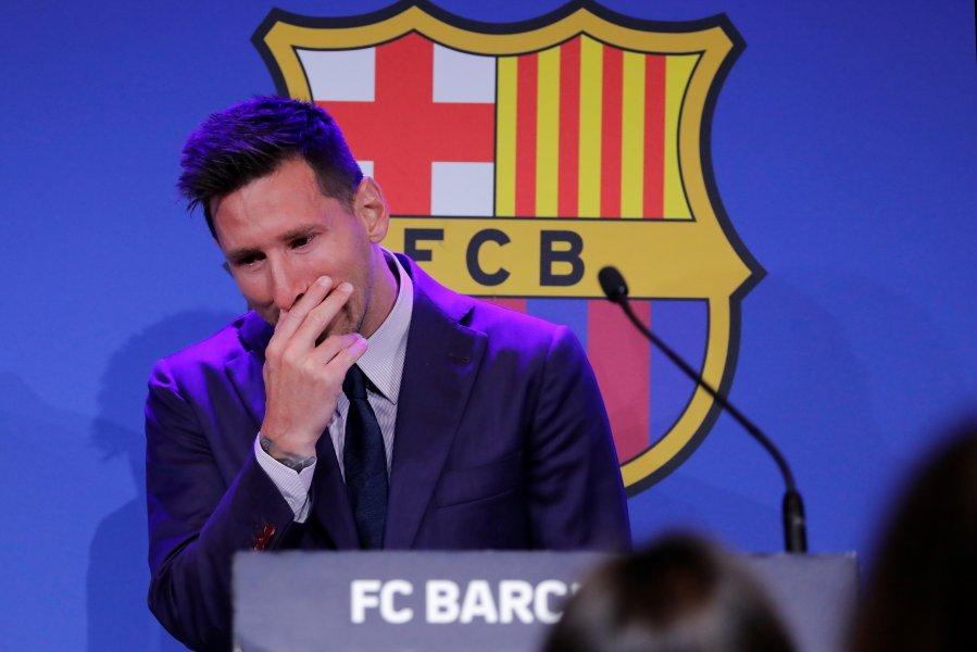 «Барселона» должна выплатить Месси 39 млн евро  - фото