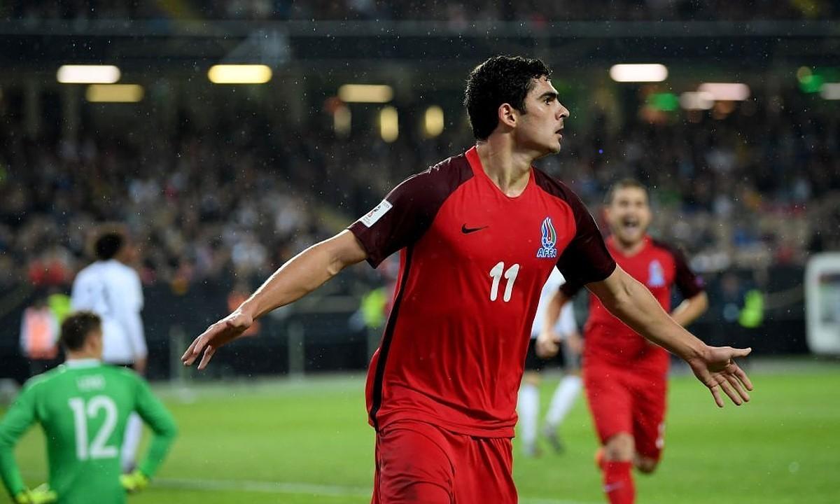 Шейдаев забивает в каждом матче. Он должен был играть за Россию, а станет звездой сборной Азербайджана - фото