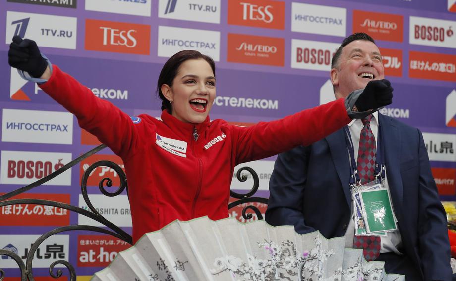 Медведева: Мне предложили комментировать соревнования на Первом канале - фото