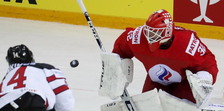 Бобровский не считает провалом поражение России на чемпионате мира-2021 - фото