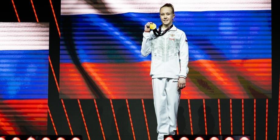 Листунова – чемпионка Европы в многоборье - фото