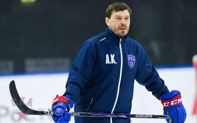 Бывший тренер СКА возглавил московское «Динамо» - фото