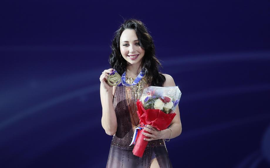 Туктамышева поздравила «Зенит» с чемпионством - фото