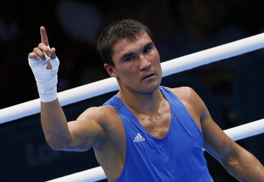 Замковой завоевал бронзу Олимпиады в весовой до 69 кг - фото