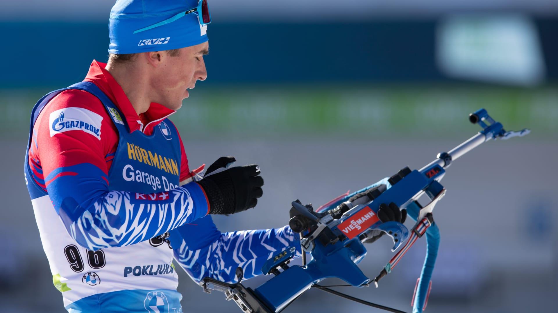 Дмитрий Васильев не поздравил тренеров сборной России после бронзы в мужской эстафете - фото