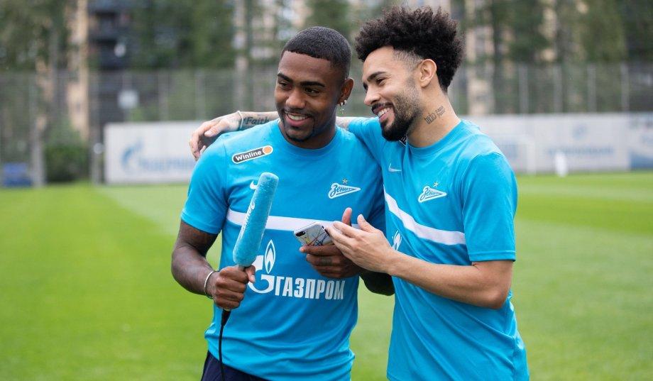 Семак объяснил отсутствие Ракицкого и Клаудиньо в заявке на матч с «Локомотивом» - фото