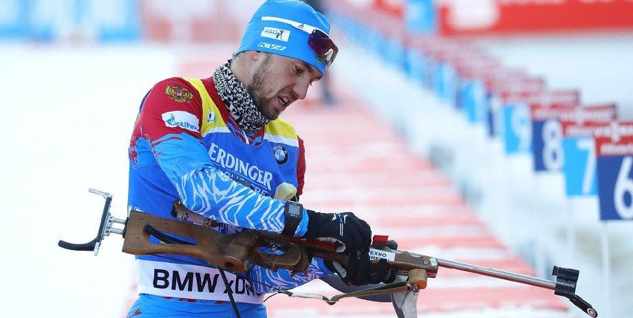 Логинов пропустит старт чемпионата Росси по биатлону - фото