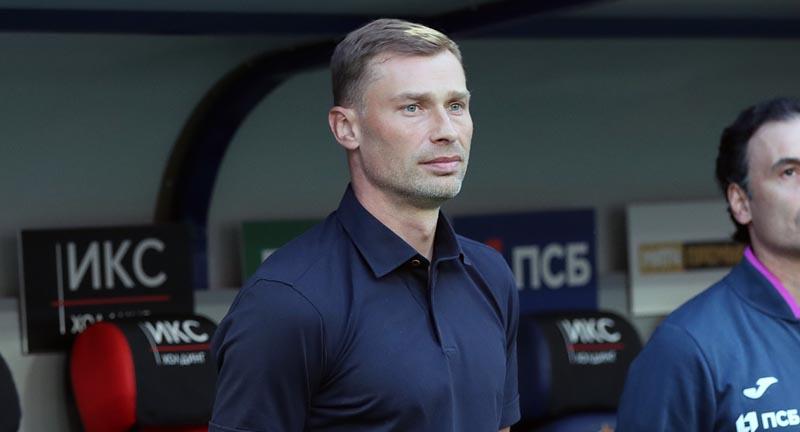 Березуцский прокомментировал первую победу на посту главного тренера ЦСКА - фото