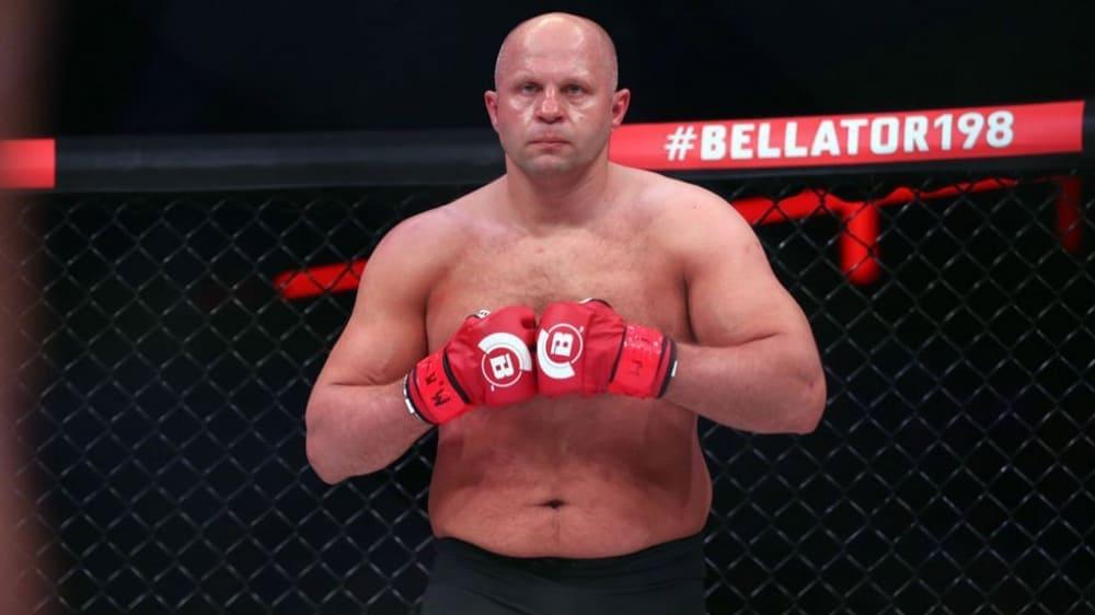 В Bellator официально подтвердили бой Федора Емельяненко с Джексоном - фото
