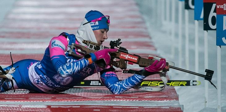 Сборная России выиграла в смешанной эстафете, прервав серию без медалей - фото