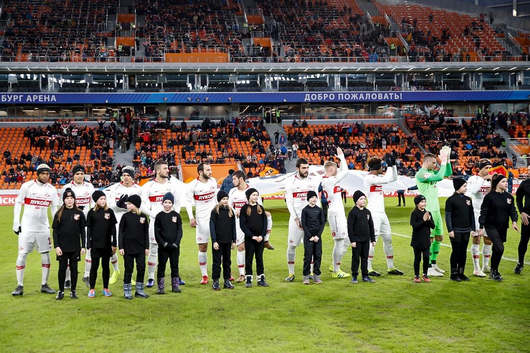 Игроки «Спартака» не вышли к прессе после поражения от «Урала» - фото